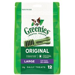 Greenies Original Dental Chews 510g Value Bag