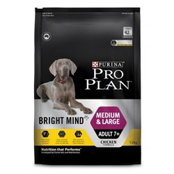 Pro Plan Senior Medium & Large Bright Minds Dry Dog Food
