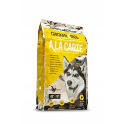 A La Carte Chicken & Rice Adult Active Dry Dog Food