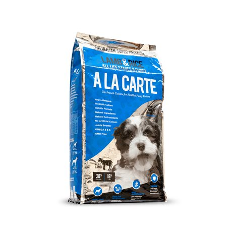 A La Carte Adult & Puppy All Breed Dry Dog Food