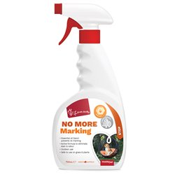 Yours Droolly No More Marking Spray Outdoor Urine Deterrent And Training Aid For Dog 750ml