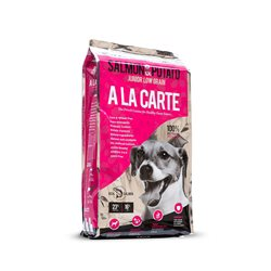 A La Carte Salmon & Potato Dry Dog Food