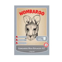 Passwell Wombaroo Kangaroo Milk Replacer Supplement 1.25kg