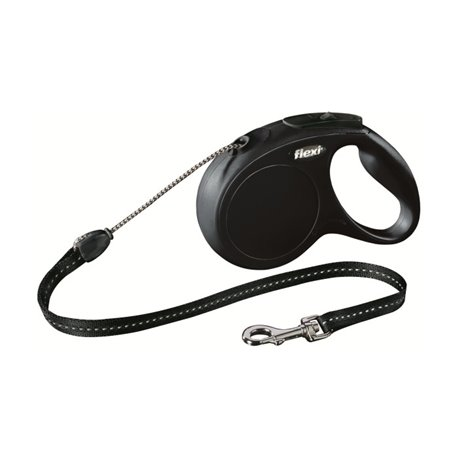 Flexi Dog Cord Lead Retractable Medium 20kg 5 Meter