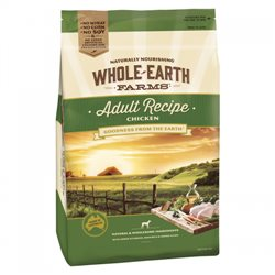 Whole Earth Farms Chicken Recipe Dry Dog Food