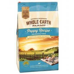 Whole Earth Farms Puppy Salmon & Tuna Recipe Dry Dog Food