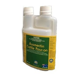 Ausmectin Ivermectin Cattle Drench Pour On 250ml