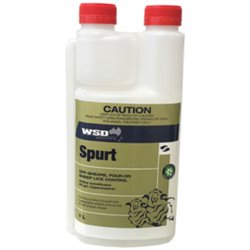 WSD Spurt Off-Shears Pour On Sheep Lice Control 1L