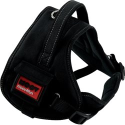 Moov Comfort Harness Black With Grab Handle
