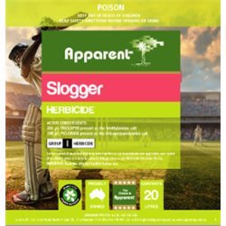 Apparent Slogger Herbicide Blackberry, Gorse & Harrisia Cactus Killer 5L