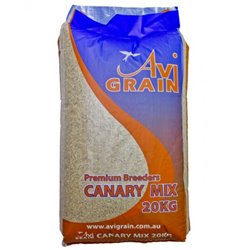 Avigrain Canary Mix 20Kg (WAREHOUSE PICK UP & SYDNEY DELIVERY ONLY)