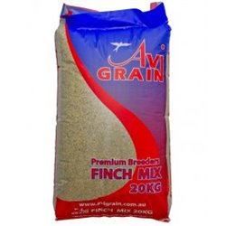 Avigrain Finch Mix 20kg (WAREHOUSE PICK UP & SYDNEY DELIVERY ONLY)