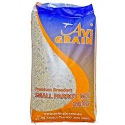 Avigrain Small Parrot Mix 20kg