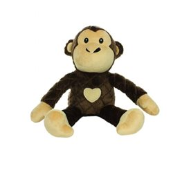 Tuffy Mighty Toy Safari Series Max The Monkey Dog Toy