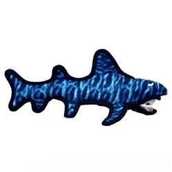Tuffy Sea Creatures Shak The Shark Dog Toy