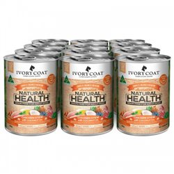 Ivory Coat Chicken & Coconut Stew Cans 400g x 12 Slab