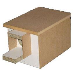 Bird Nest Budgie Box For Breeding Timber Wood Design