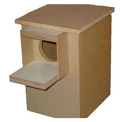 Bird Nest Box Suit Cockatiel
