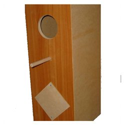 Bird Nest Box Suit Medium Parrot 24""