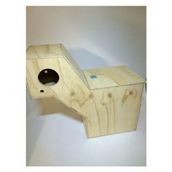 Bird Nesting Box Z Type Small Ply Design