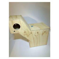 Bird Nesting Box Z Type Small Ply Design