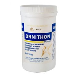 Inca Ornithon Bird Health Supplement 125g