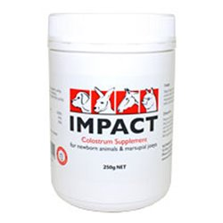 Wombaroo Impact Colostrum Health Supplement 250g & 500g