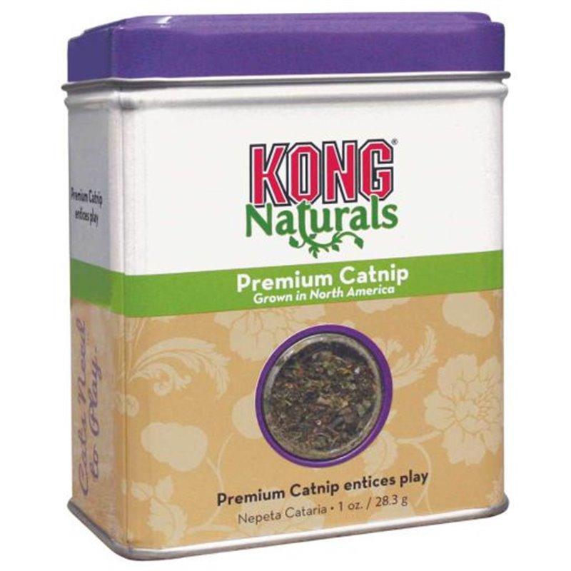 Kong Naturals Catnip Review