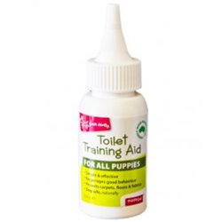 Yours Droolly Toilet Training Aid For Puppies 50ml