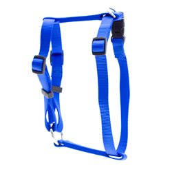 Purina Petlife Nylon Adjustable Dog Harness Extra Large Pink or Blue