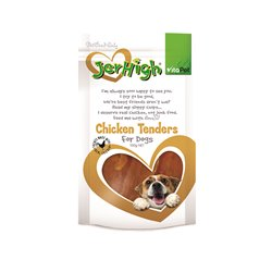 VitaPet Jerhigh Chicken Tender Puppy & Dog Treat 100g