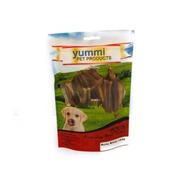 YUMMI Bully Beef Stick Bites Dog Treats 150g
