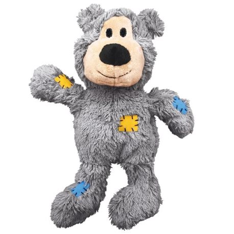 KONG Wild Knots Bear Extra Large Plushy Puppy Dog Toy