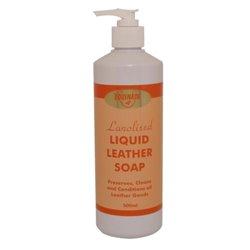 Equinade Liquid Leather Soap 500Ml Cleaner & Moisturiser
