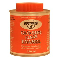 Equinade Glo-Sho Enamel with Brush 250Ml