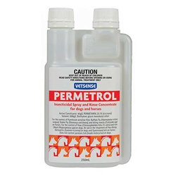 Vetsense Permetrol Insecticidal Spray For Dogs & Horses 250ml & 1L