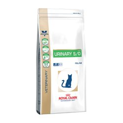 Royal Canin Feline Veterinary Diet Urinary S O Dry Food