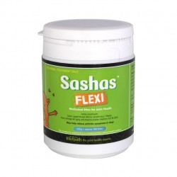 Sashas Flexi Bites 200g Dog Joint Health Treats