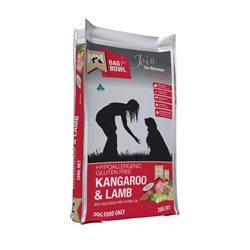 Meals For Mutts Kangaroo & Lamb Recipe Dry Dog Food