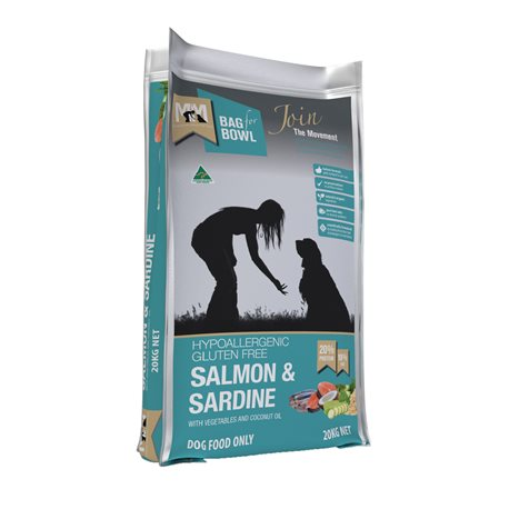 Meals For Mutts Salmon & Sardine Recipe Dry Dog Food