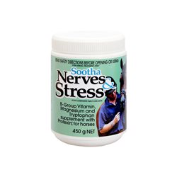 IAH Sootha Nerves & Stress Horse Supplement