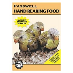 Passwell Hand Rearing Food Formula Supplement For Birds
