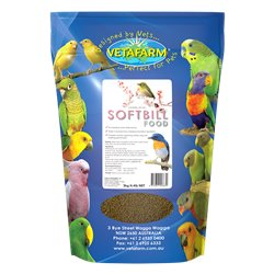 Vetafarm Softbill Bird Food 2kg