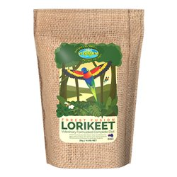Vetafarm Forest Fusion Lorikeet Diet Nectar Bird Food