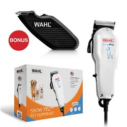 Wahl Show Pro Pet Trimmer - Promotion Pack