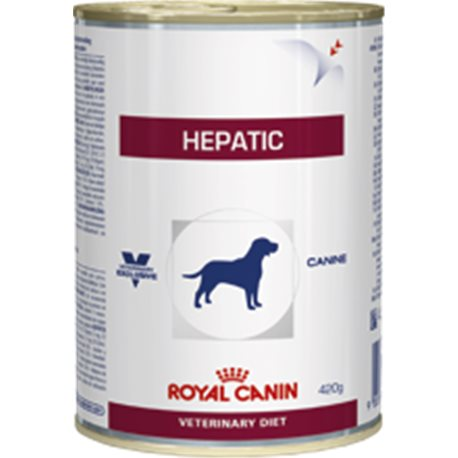 Royal Canin Vet Diet Hepatic Canned