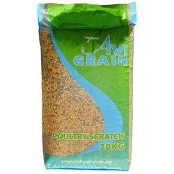 Avigrain Poultry Scratch Mix 20kg