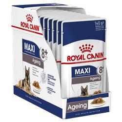 Royal Canin Maxi Ageing 8+ Gravy x 10