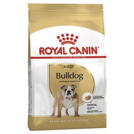 Royal Canin Bulldog Adult Dry Dog Food 12kg