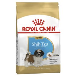 Royal Canin Shih Tzu Puppy Junior Dry Food 1.5kg